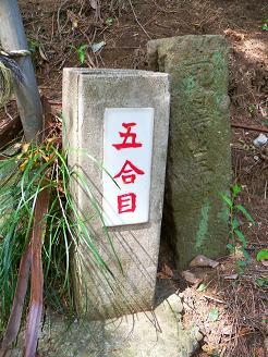 広瀬浅間神社「広瀬富士」@狭山市20