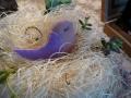 ナンフェア ディスプレイ 小鳥のブローチ