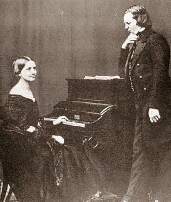 Robert and Clara