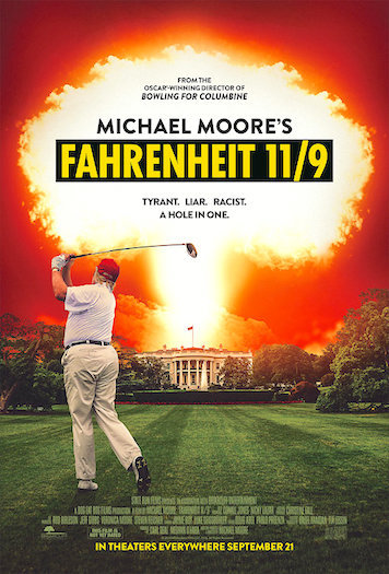 Fahrenheit 119 Poster