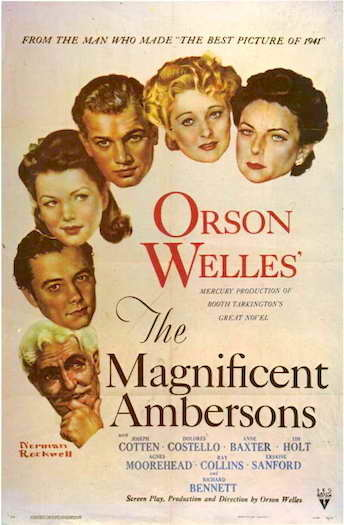 Ambersons Poster