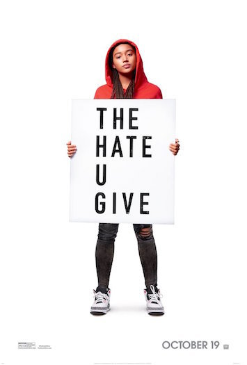 Hate U Give Poster