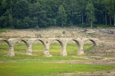 タウシュベツ川橋梁2