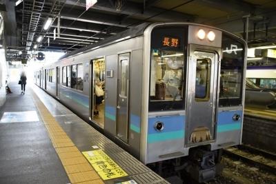 篠ノ井線普通長野行き2239M