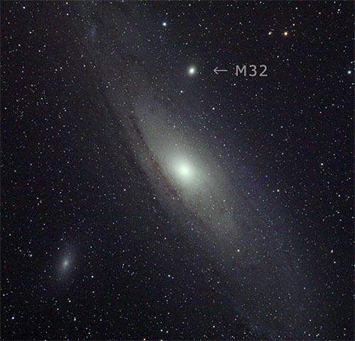 失われた第三の銀河