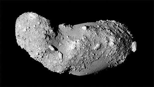 イトカワは15億年前に生まれた