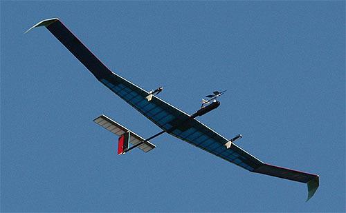太陽光で25日間の連続飛行に成功