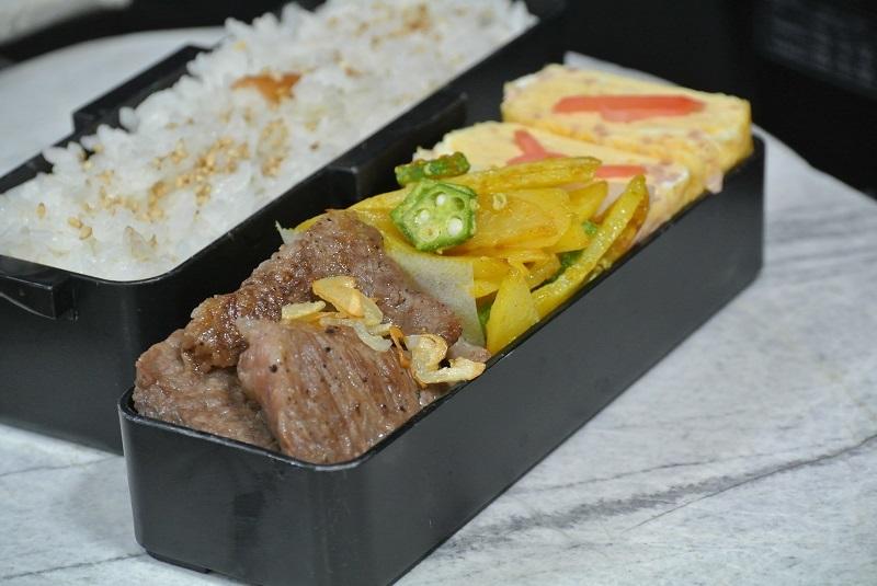 焼き肉弁当2