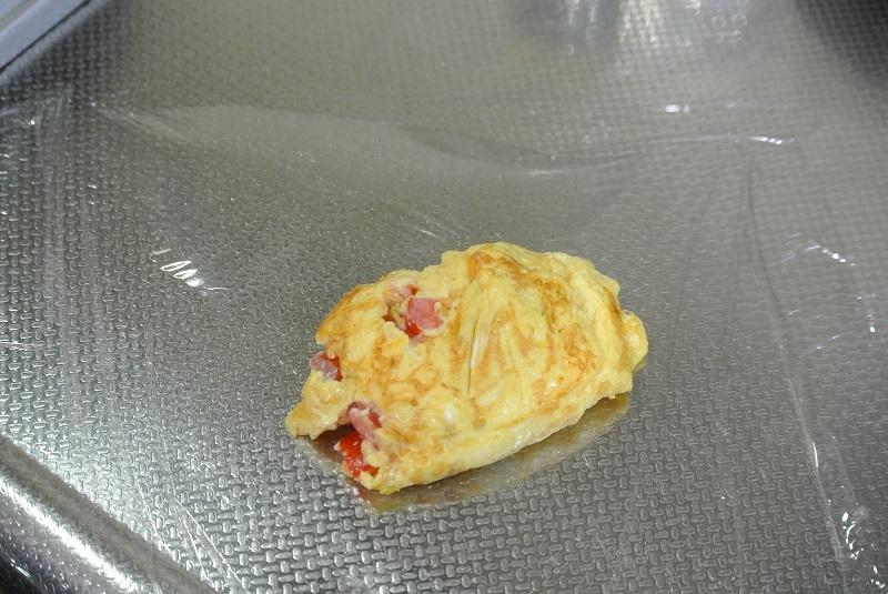 トマトオムレツ4