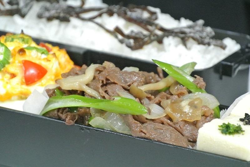 牛肉の甘辛煮5