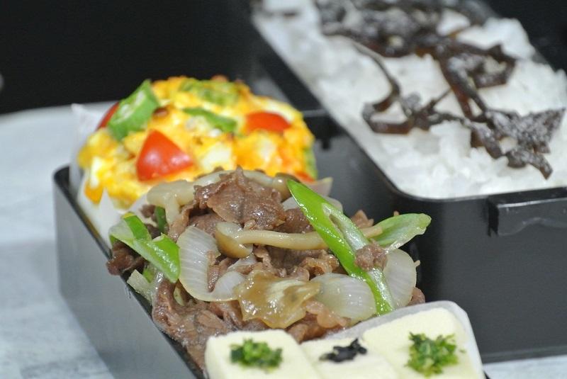 牛肉の甘辛煮6