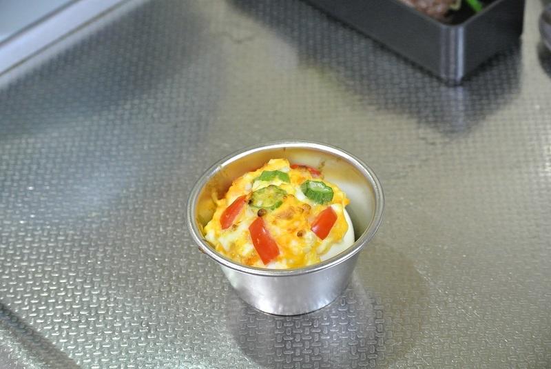 ゆで卵カップ4
