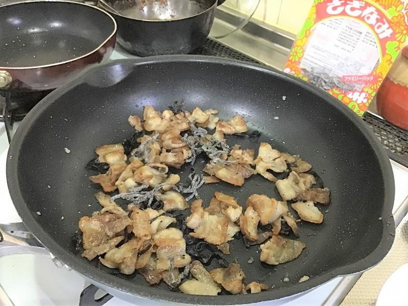 野菜たっぷり豆腐サラダ5 (2)