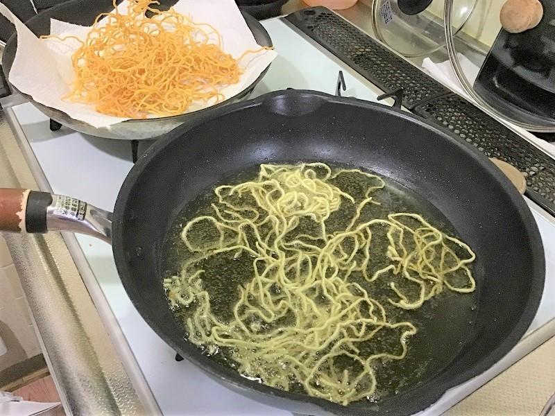 パリパリ麺サラダ7 (2)
