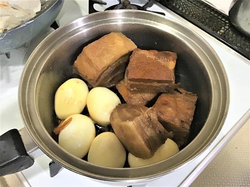 豚の角煮9