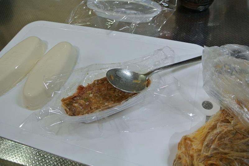 豆腐とハンバーグ7
