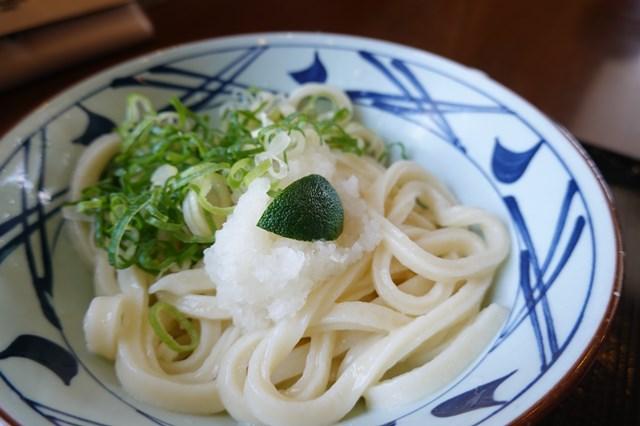 20180814 丸亀製麺 (1)