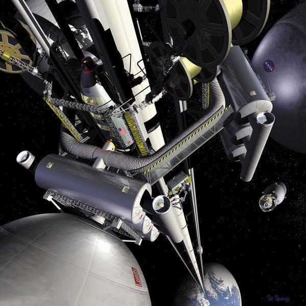 【福島】地上と宇宙をつなぐ「軌道エレベータ」開発への実験