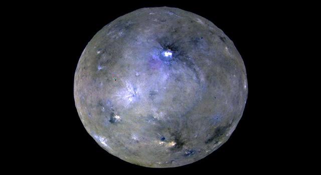【宇宙】惑星ケレスで見つかった「氷を吹き出す不思議な火山」…このエネルギーはどこから得ているのか?