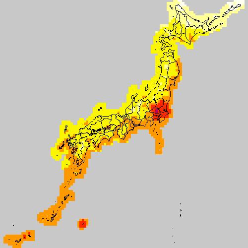 【猛暑】台風通過の今日1日は最高気温「東京34℃」熊谷では「35℃」…関東全域で「30℃超」