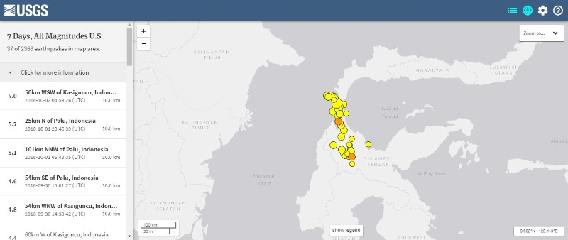 【大災害】インドネシアで起きた大地震による津波で「最悪のシナリオ」が現実に…科学者たちも想定外だった