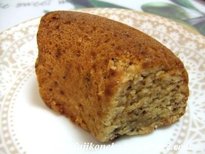 プティリッシュアーモンドケーキ