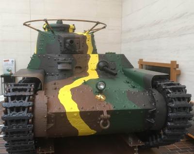 97式注戦車