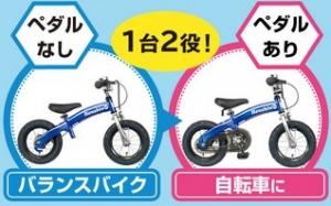 へんしんバイク1