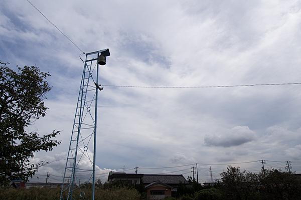 新茶屋不明社火の見櫓の鐘