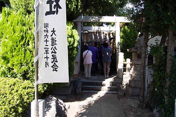星宮社本地祭石神社神事