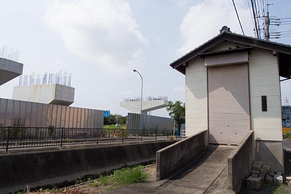 東蟹田神明社祭器庫