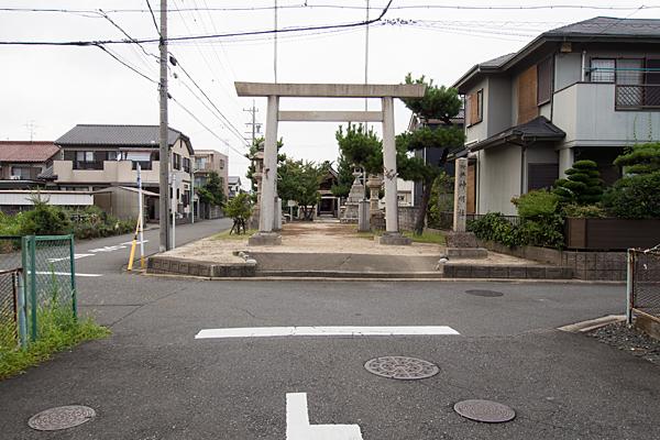 七反野神明社