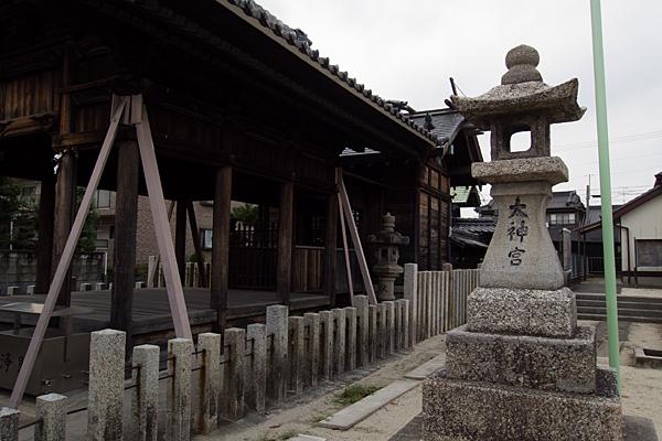 七反野神明社太神宮