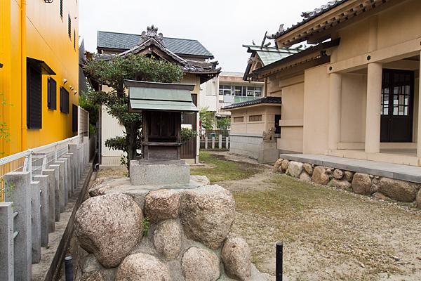 知多山神社境内社