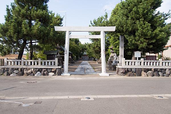 茶屋後神明社