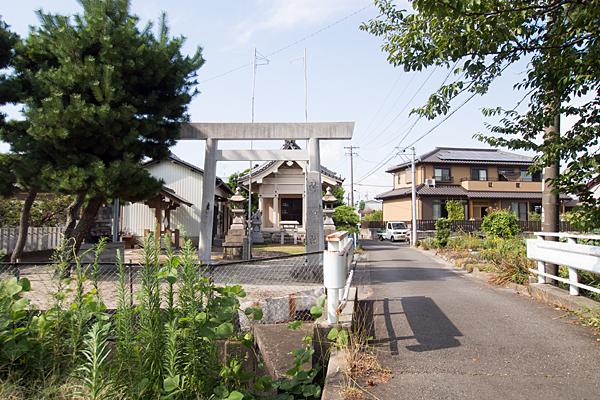 西福田4神明社