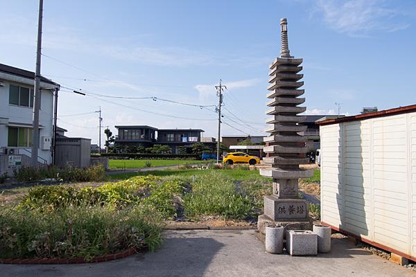 御鍬神社供養塔