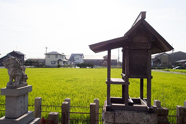 西福田1熱田社秋葉社本社