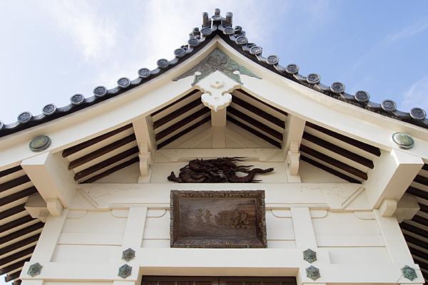西福田1熱田社拝殿