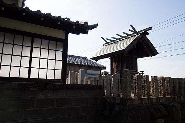 西福田1熱田社本社