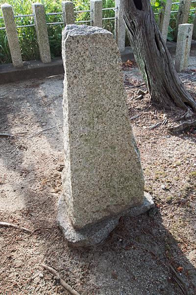 福屋熱田社石碑