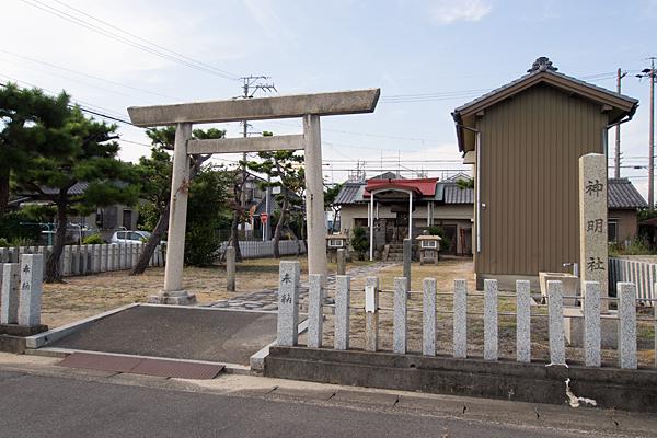 福前神明社