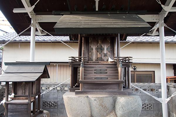 福前神明社の社