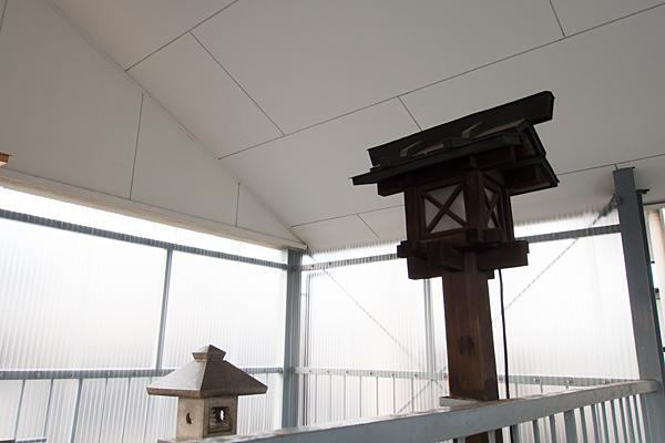 九番町素盞嗚神社灯籠