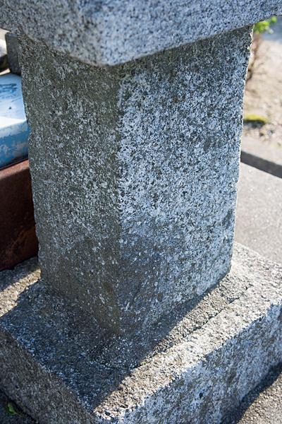金森明神石碑