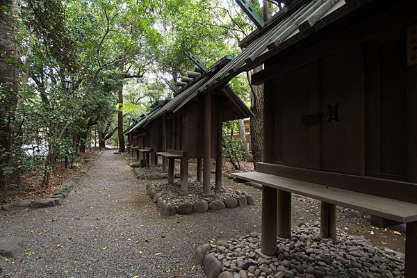 熱田神宮六末社