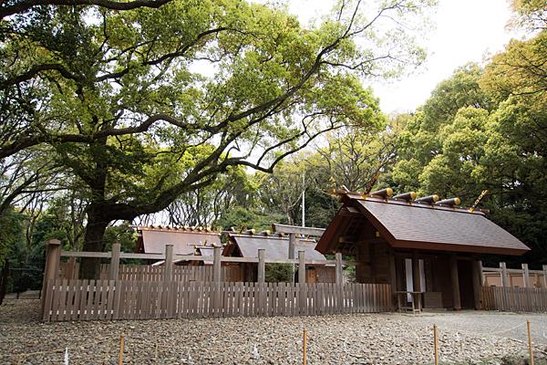 熱田神宮八剣社