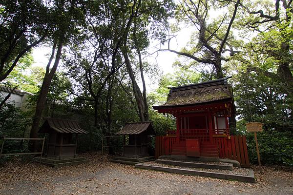 熱田神宮南新宮社