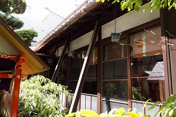 参神社部屋