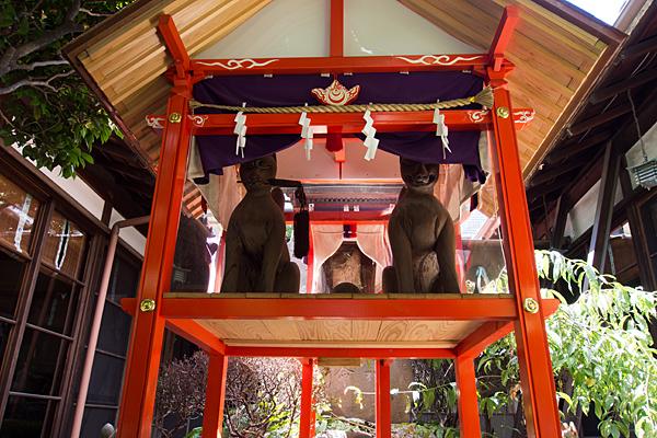 参神社稲荷社